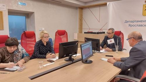 Региональный слет учителей и преподавателей-организаторов основ безопасности жизнедеятельности ОО ЯО